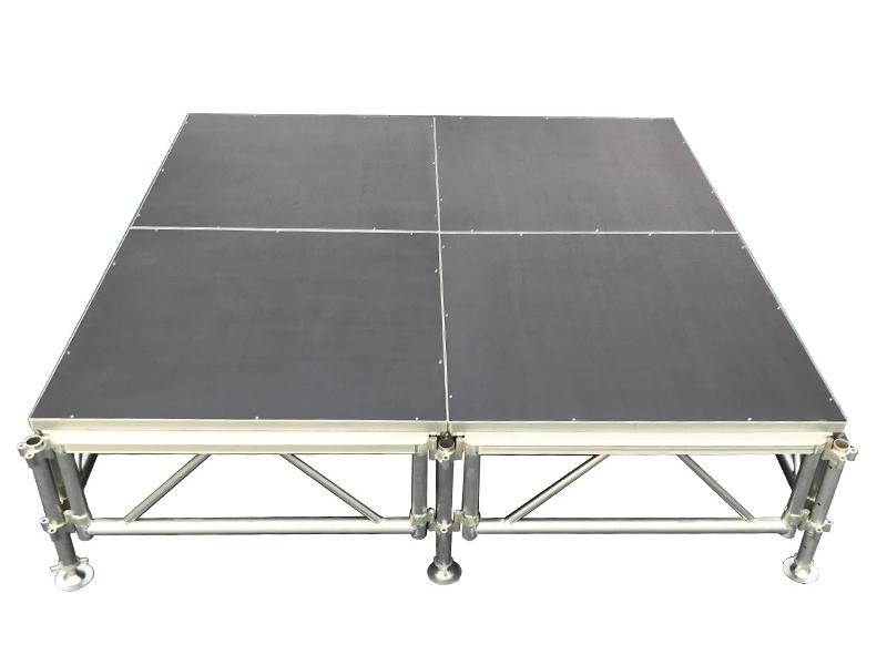 stage platform for event | 4x4 stage platform | modular portable stage