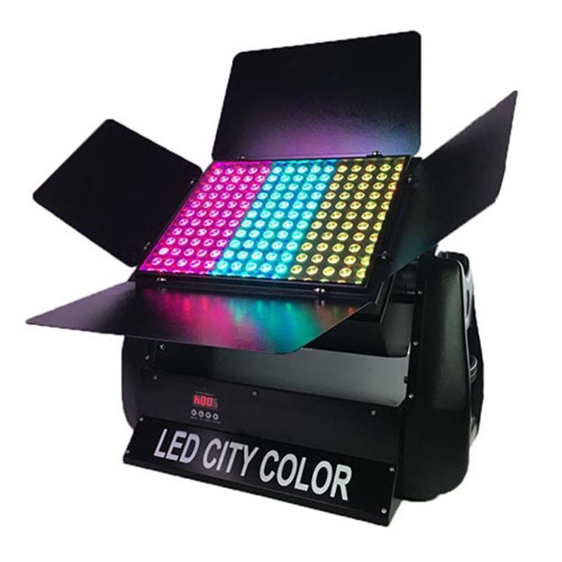 city color light price   led city color light 180x3w   city color light