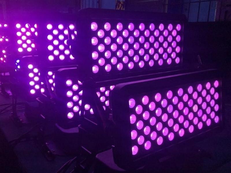 city color light | city color led 120x10w | led city color 120x10w