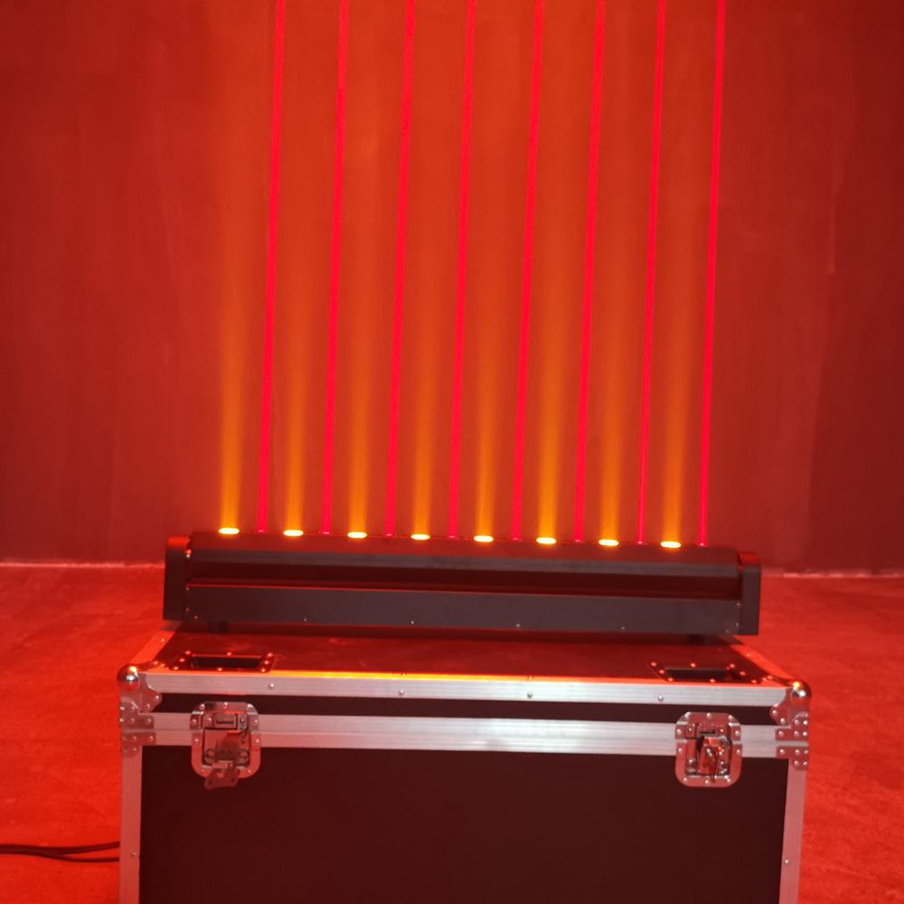 8 Eye LED Moving Led lights