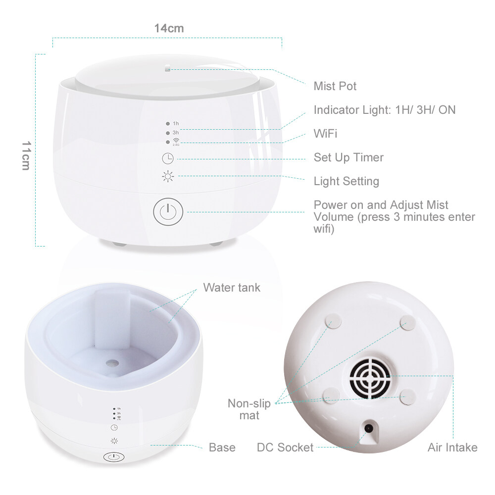best air humidifier