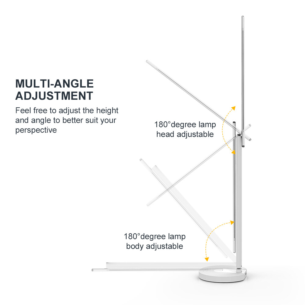 fancy table lamp with timer