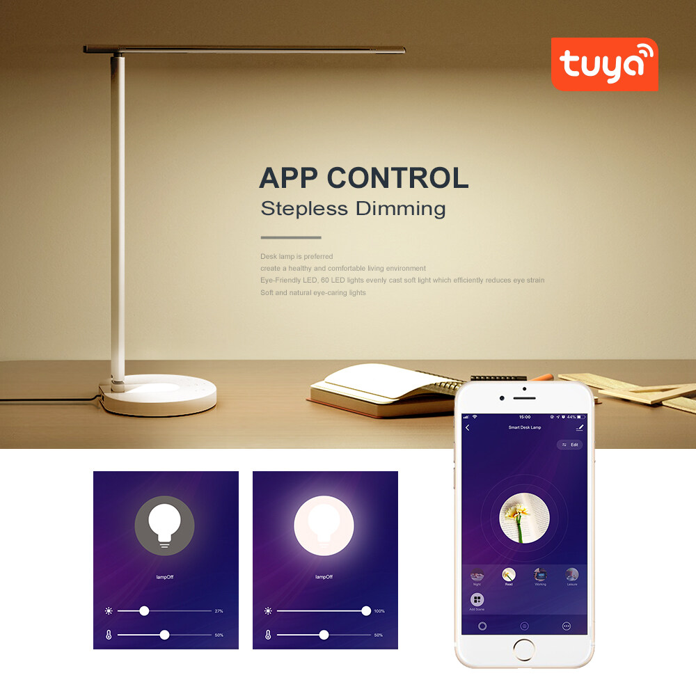 night reading light with timer
