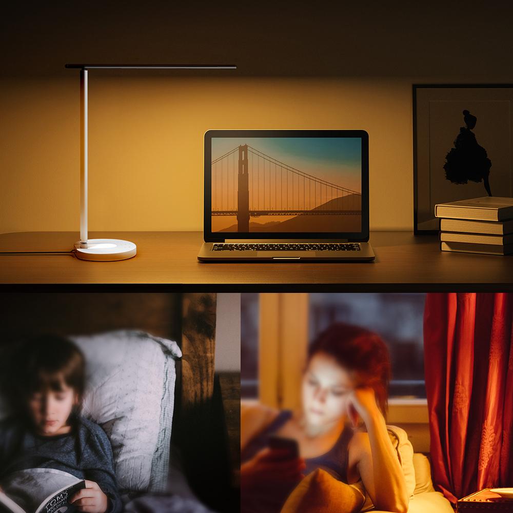 personal portable desk lamp