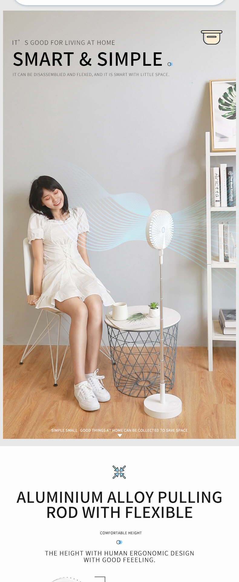 dining room fan light