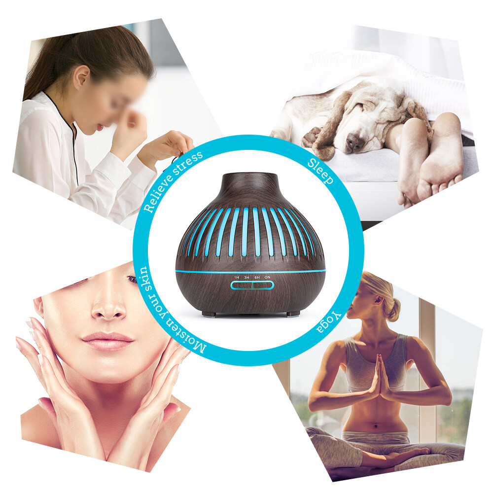 cool essential oil humidifier