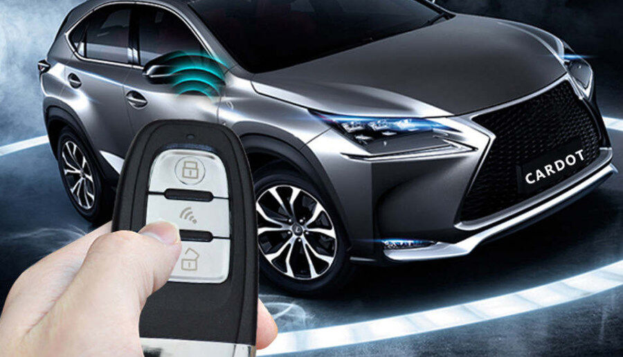 Cardot tells you how to test smart car alarm remote start?