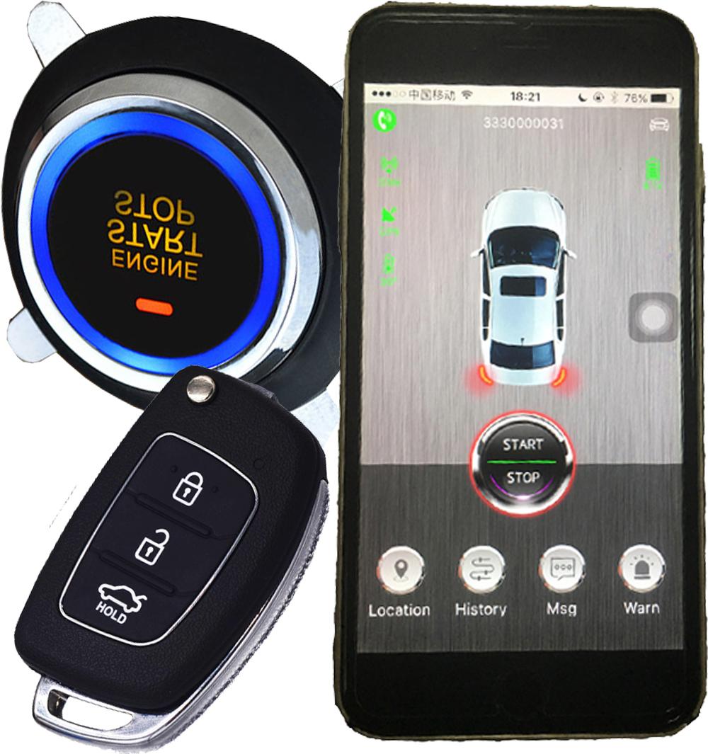 Cardot Top Quality Smart Car Alarm#pke Car Alarm#alarm Car