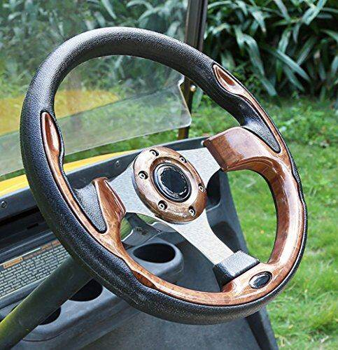 Steering Wheel for Universal Golf Cart EZGO Club Car Yamaha