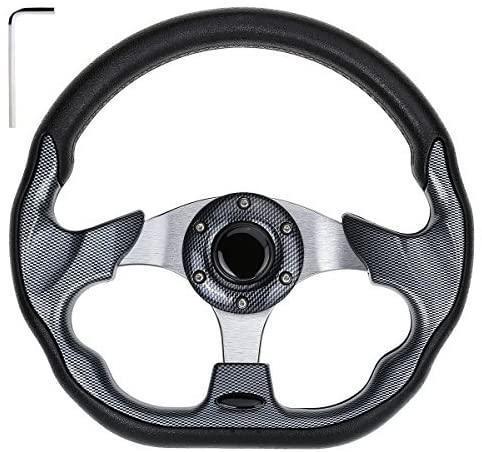 Golf Cart Steering Wheel for Most Golf cart EZGO Club Car Yamaha