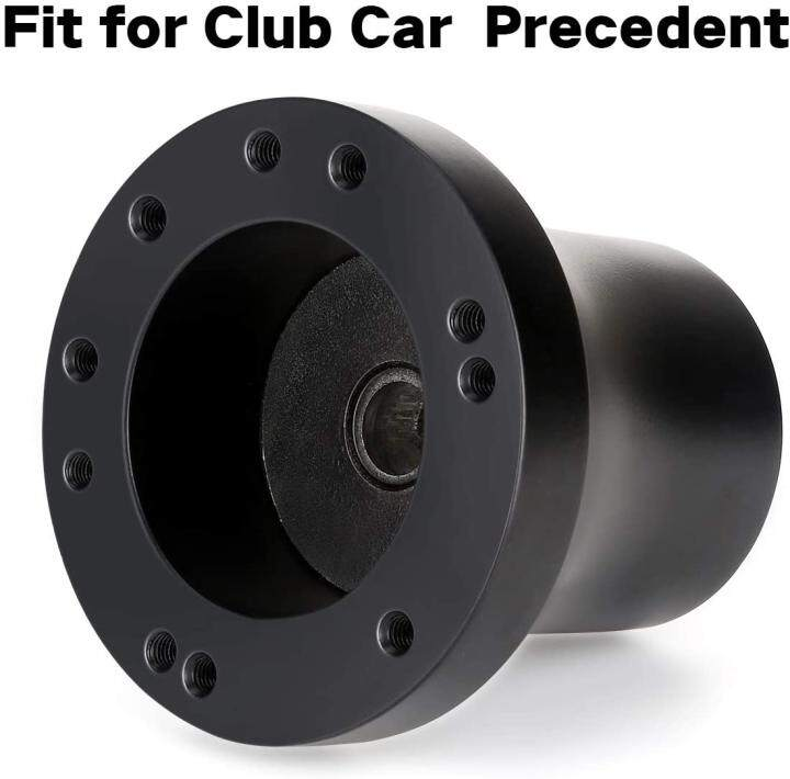 Steering Wheel Adapter for Club Car Precedent Gas and Electric Golf Cart