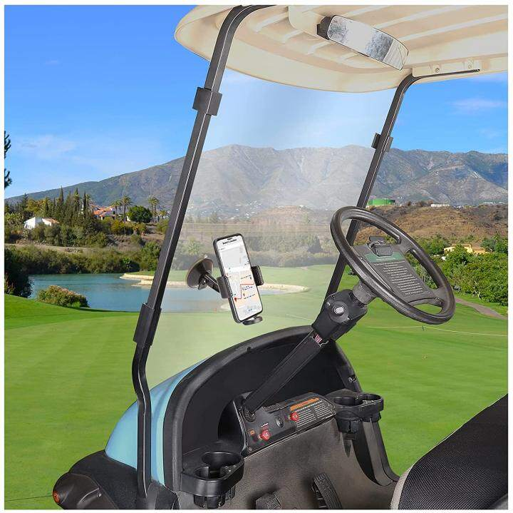 Golf Cart Mobile Phone Holder