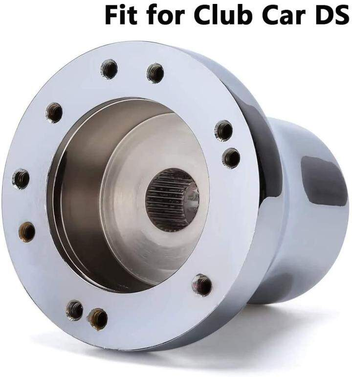 Golf Cart Steering Wheel Adapter for Club Car DS