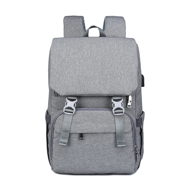 Diaper Bag Backpack Multi-Function Waterproof Travel Baby Nappy Bag Large Capacity Stylish Durable Changing Backpack with Stroller Straps-Insulated Bottle for Baby Care