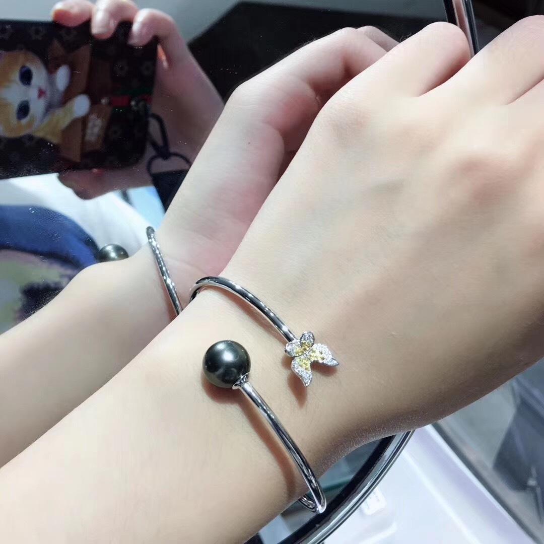 Pearl Jewelry Bracelet Mounts,Real Sterling Silver 925  4