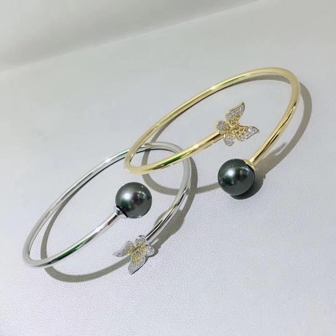 Pearl Jewelry Bracelet Mounts,Real Sterling Silver 925  6