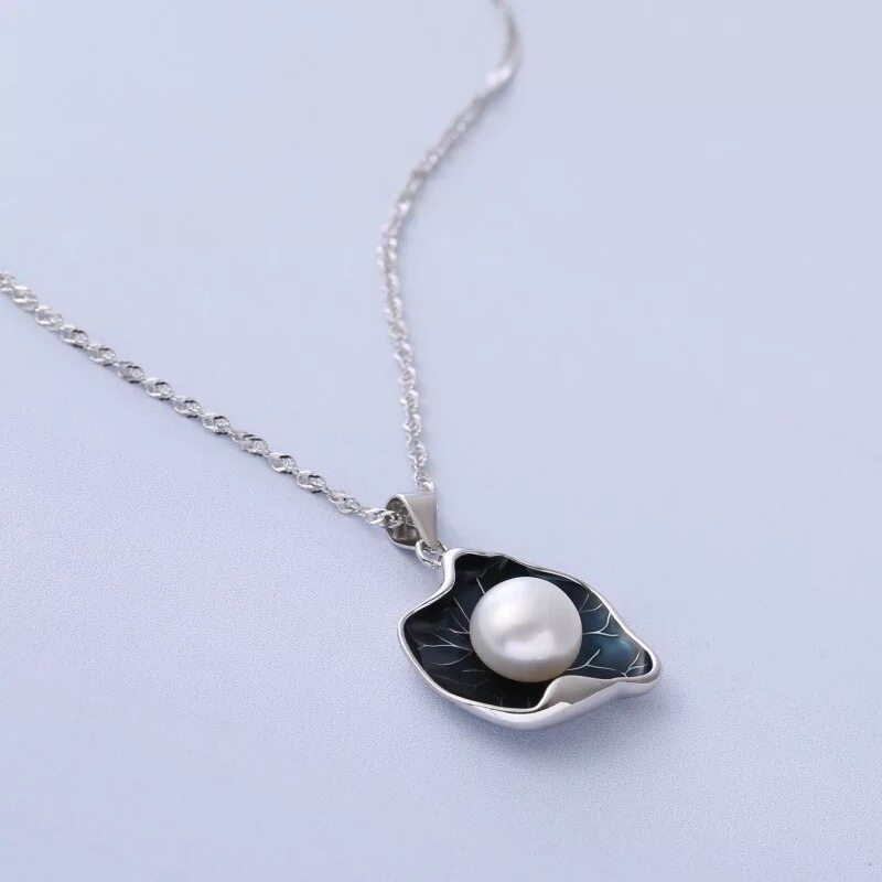 Pearl Jewelry Pendant Mounts ,Real Sterling Silver 925  2
