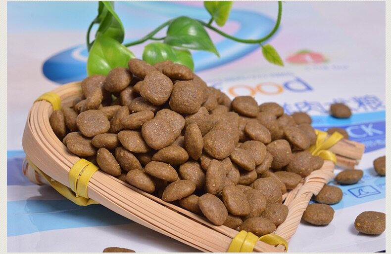 Dry Dog Food What Type For My  Pound Dog