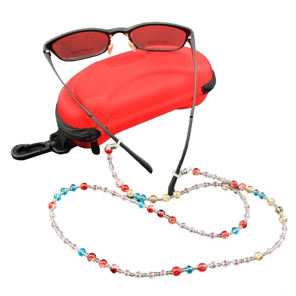 Beaded Glasses Sunglasses Spectacle Beads Chain Strap Cord Holder Neck NEW CA12276 2