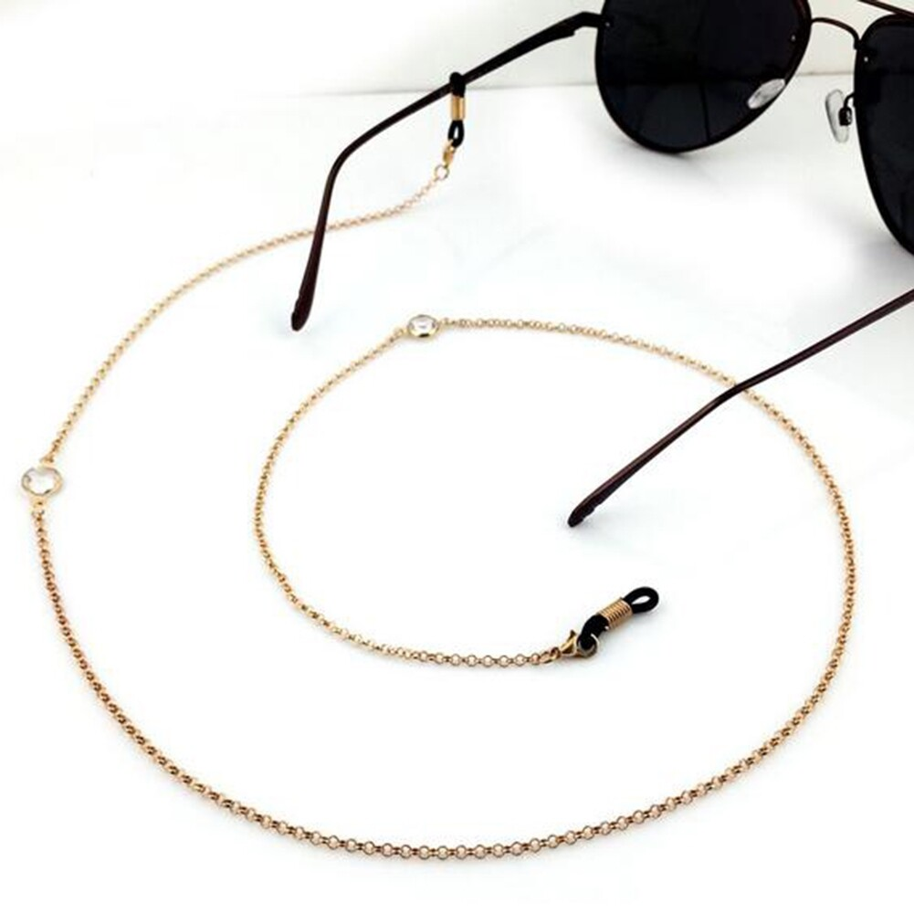 Imixlot Silver/Gold Vintage Metal Eyeglass Chain Eyewears Sunglasses Reading Glasses Chain Cord Holder Neck Strap Rope JWP0016 0