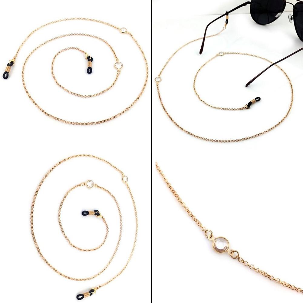 Imixlot Silver/Gold Vintage Metal Eyeglass Chain Eyewears Sunglasses Reading Glasses Chain Cord Holder Neck Strap Rope JWP0016 3