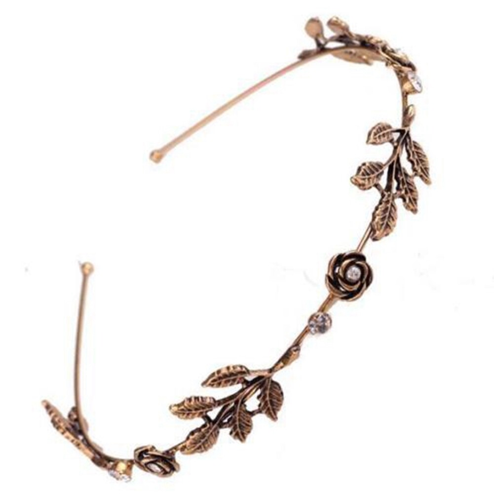 Fashion Women Lady Rhinestone Head Chain Jewelry Headband Head Piece Hair Band JHE0003 1