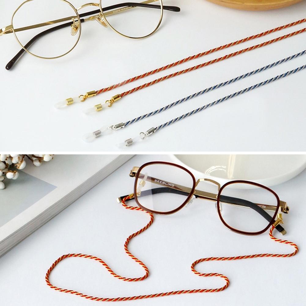 High Quality Anti-Skid  Glasses Chain Sunglasses Chain Hanging Neck Lanyard JWP0173 7