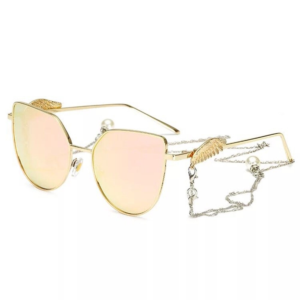 Best Selling Glasses Hanging Chain Pearl Chain Double Buckle Chain Fashion Sunglasses Chain JWP0218 4