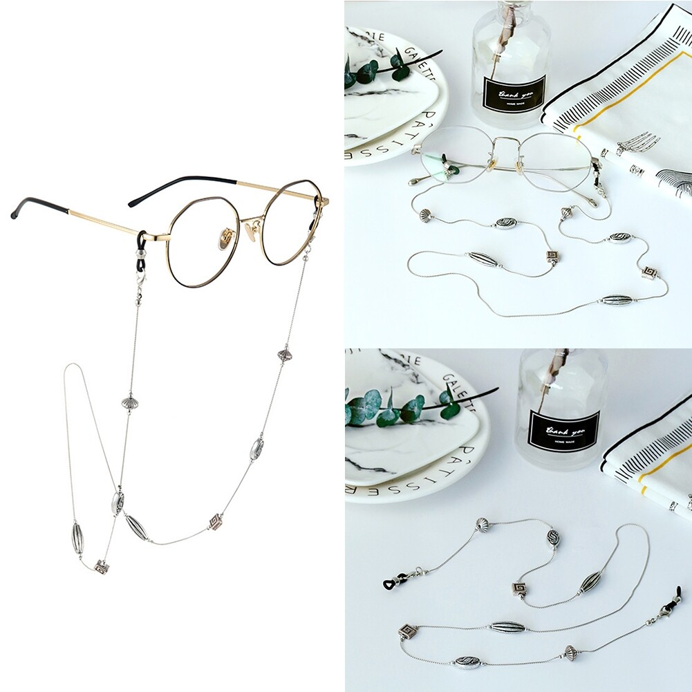 Retro Fashion Sun Decorative Glasses Chain Halter Sunglasses Chain Glasses Chain JWP0189 5