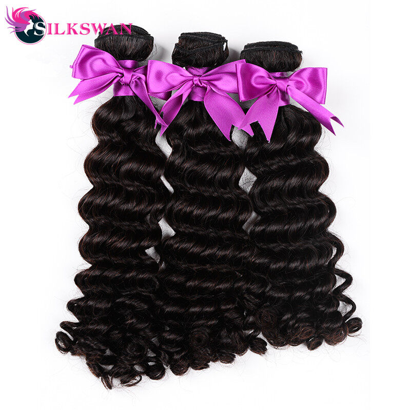 Peruvian Body Wave Hair 3 Bundles 1 Lot Human Hair Extension