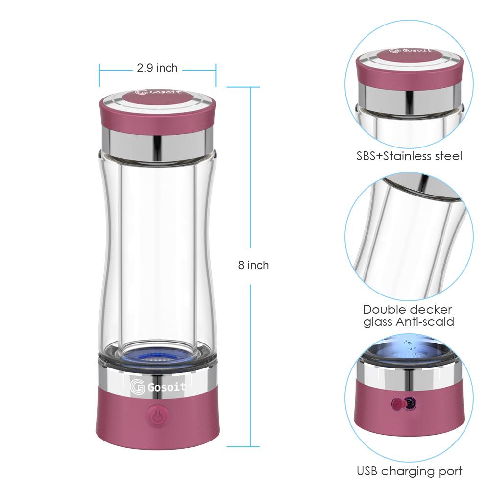 hydrogen water maker
