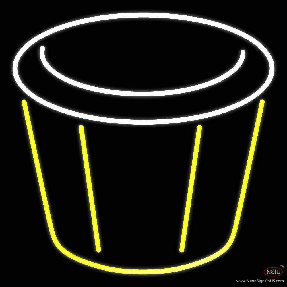 bongos drum real neon glass tube neon sign. Black Bedroom Furniture Sets. Home Design Ideas
