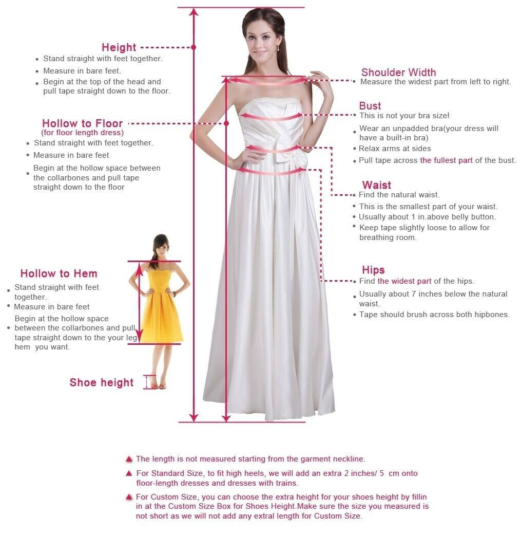 Plus Size V Neck Long Sleeves Prom Dresses for Women 2