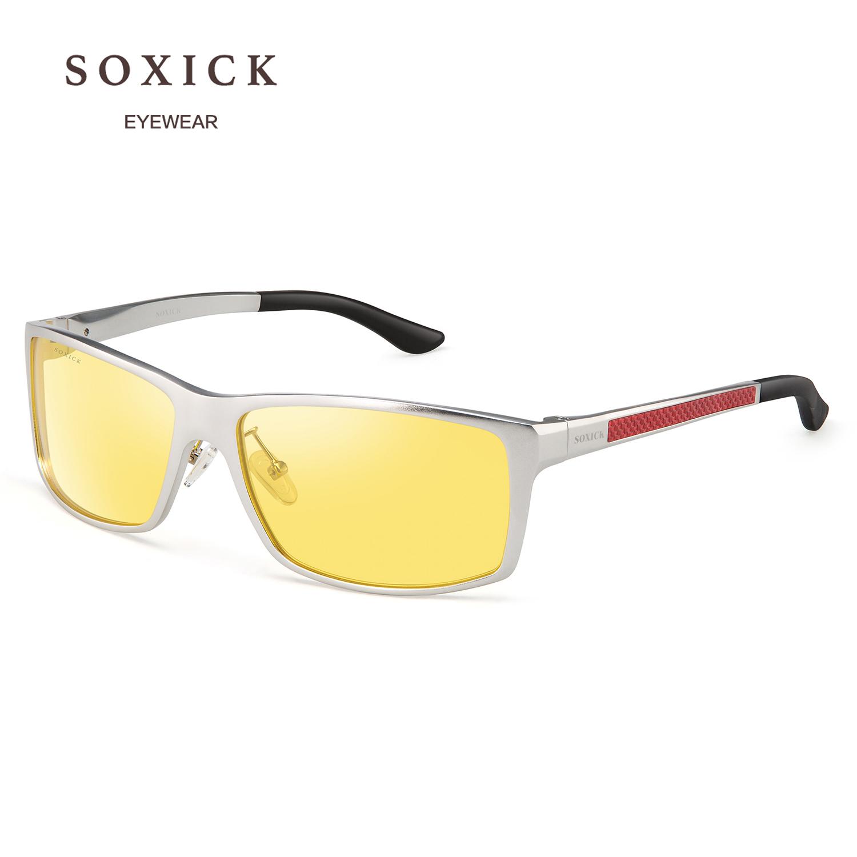 65274a18bb SOXICK SO888-2 Night Driving Polarized Night Vision Glasses  SOXICK ...