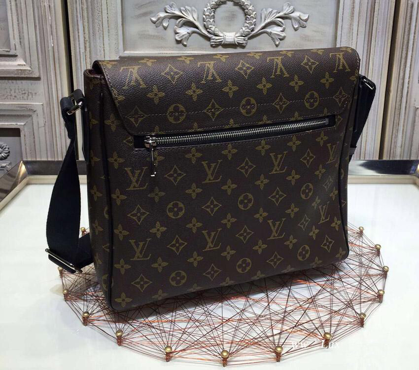 b6b451a768af ... man bag louis vuitton crossbody bag men replica bags lv monogram  Macassar  LV messenger ...