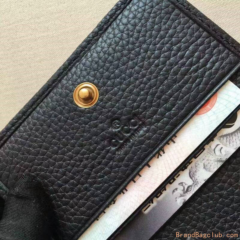 gucci leather small card case aaa gucci wallet sale items
