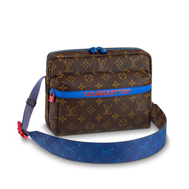 ffcdc673fb16 Best Replicalouis Vuitton Messenger Bag Man Louis Satchel