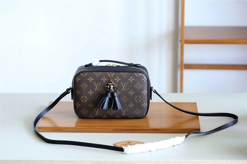 7ec4aea24d60 Lv Monogram Women Shoulder Bag Crossbody Handbag Messenger Louis