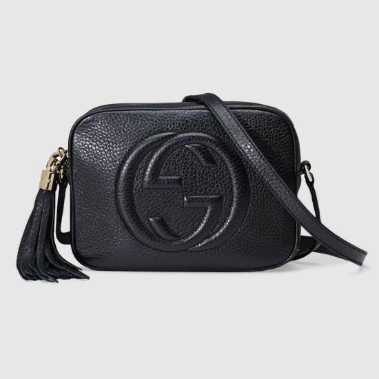 7c744fafdcc Cheap Gucci soho disco bag camera crossbody purse black cross body bag  handbag gucci soho leather ...