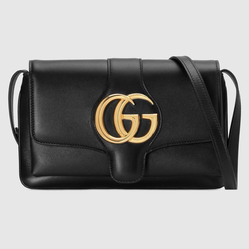 304ce6a6032 New gucci bags purses cheap gucci shoulder bag women s gucci small bag Arli  black leather gucci ...