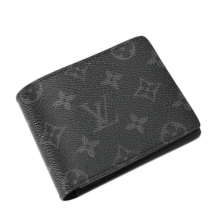 Louis Vuitton Wallet Black Men