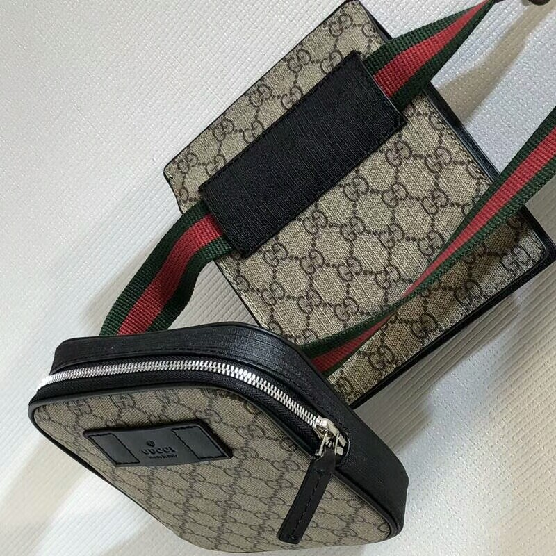 Gucci Designer Fanny Pack Purse Sale Cheap Gucci Belt Bag Bum Bags Men Gucci Gg Supreme Side Bag