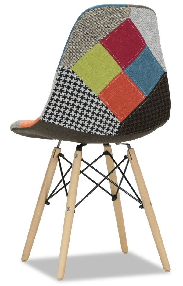 Eames Patchwork Replica Designer Chair