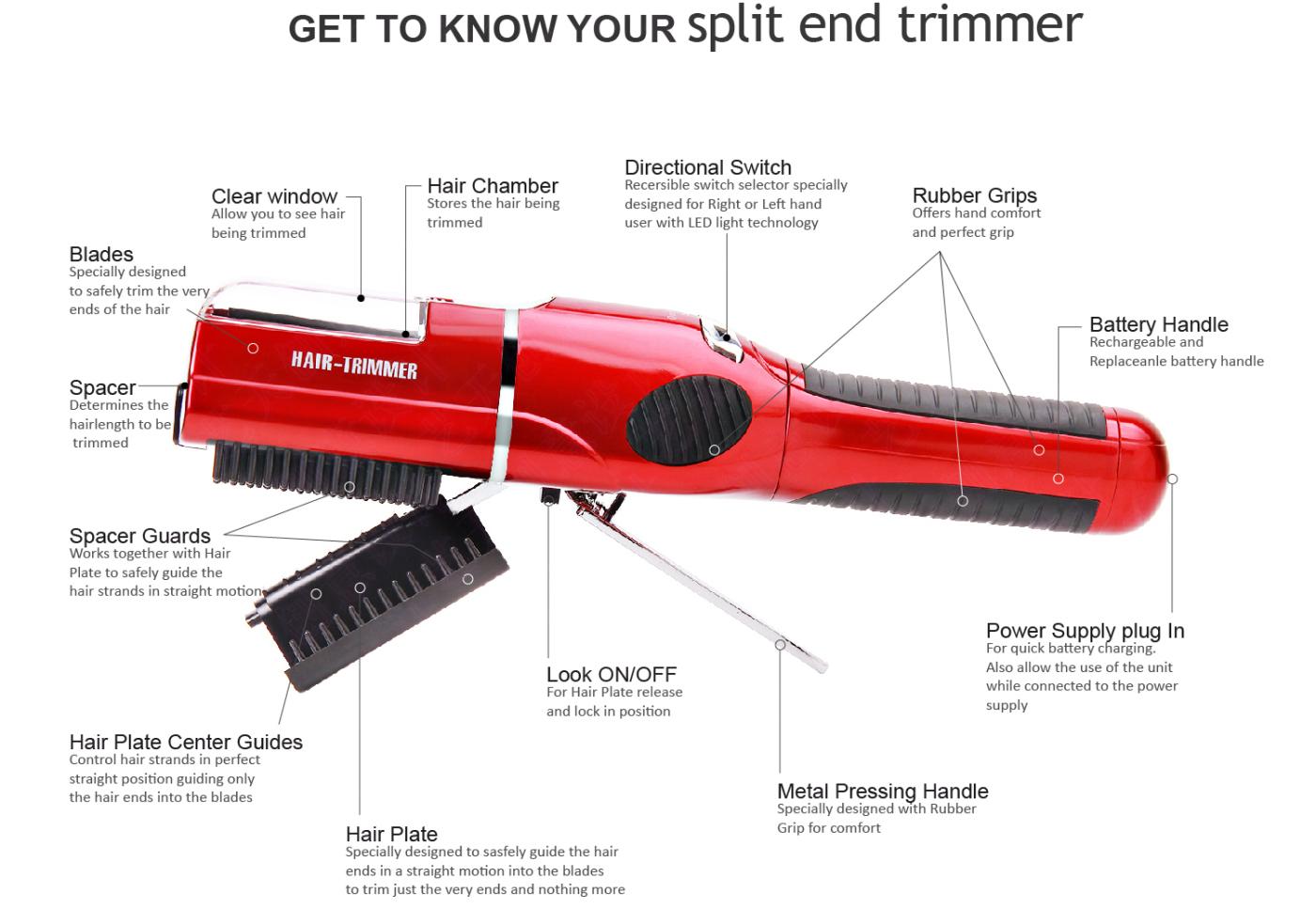 split end trimmer