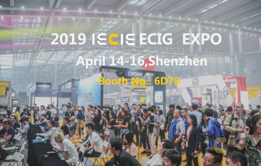 2019 IECIE SHENZHEN ECIG EXPO