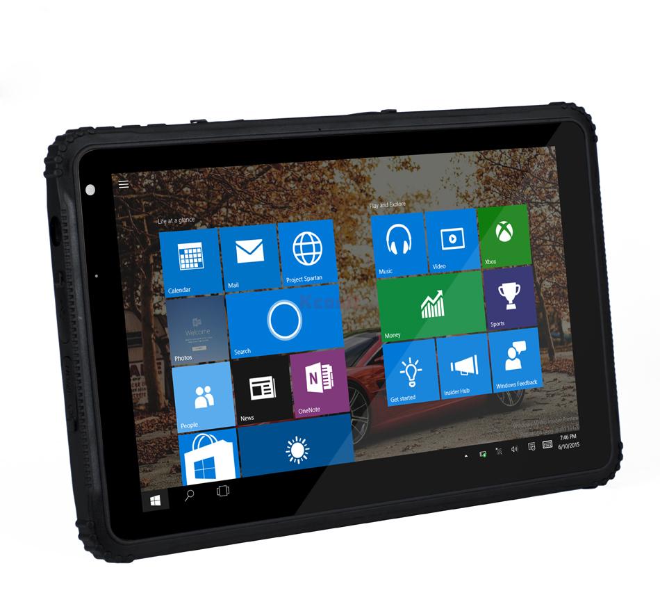 Kcosit K18h 10 1 Screen Windows Rugged Tablet