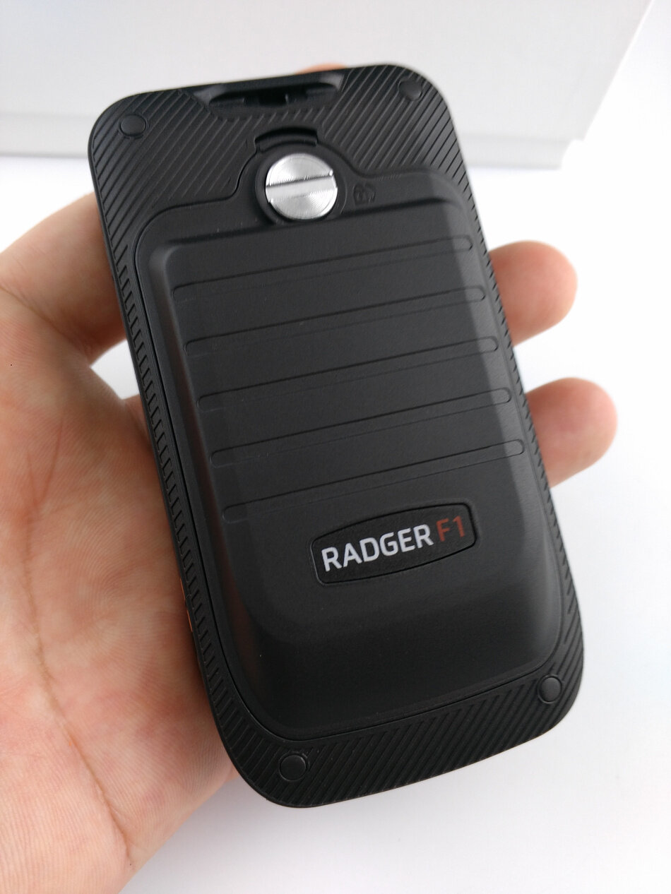 Kcosit Rugged Flip Phone Android Smartphone