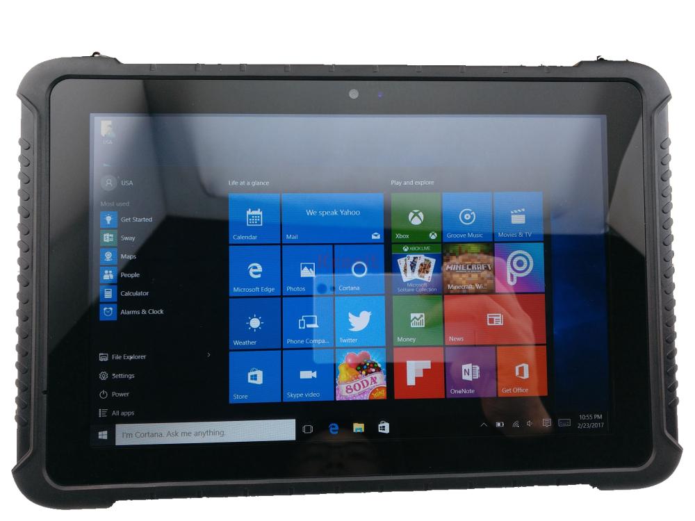 Kcosit K16 Windows Rugged Tablet