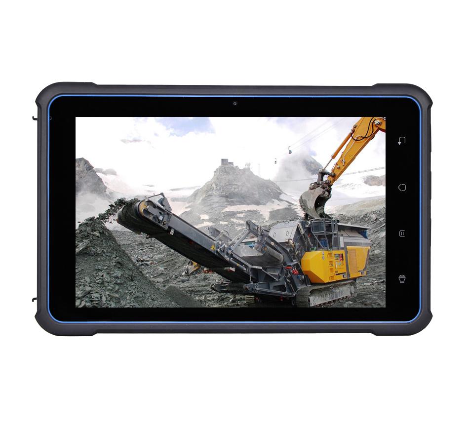baa983a5531338 Kcosit K801 industrial IP67 Waterproof Rugged Tablet PC 1D 2D ...