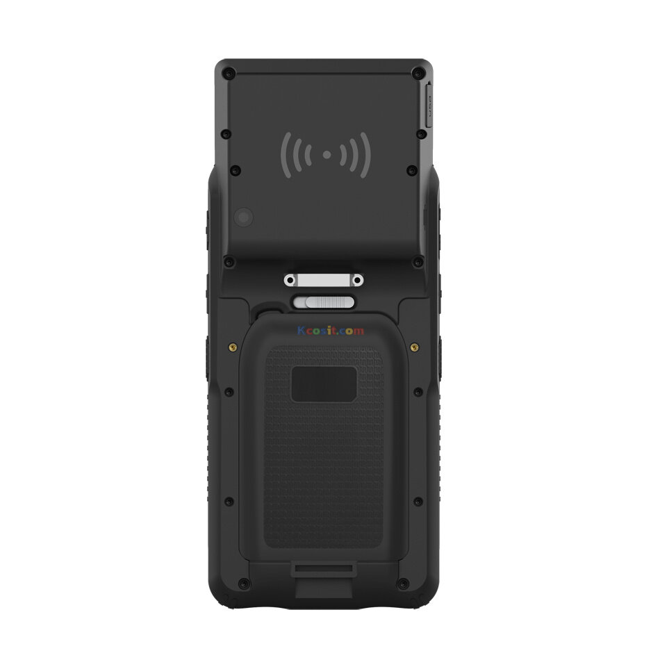 online store 8788b f4ce4 original K62UH Windows UHF RFID Reader Rugged tablet mini PC Phone PDA  Waterproof Mobile phone GPS 2D Laser Barcode Scanner